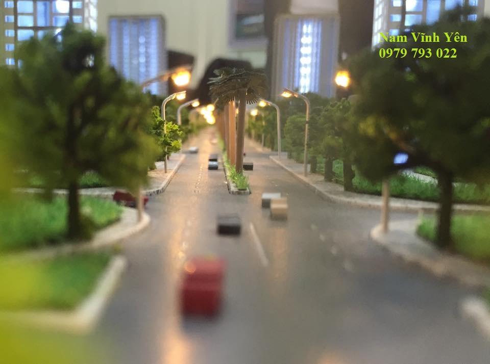 Chỉ có tại khu đô thị Nam Vĩnh Yên - chiết khấu 15% cho những lô ngã ba thuận tiện kinh doanh!