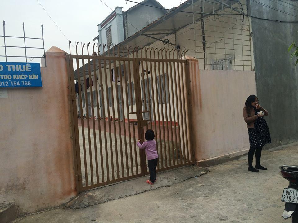 Cho thuê phòng trọ đẹp, an ninh tốt gần KCN Khai Quang