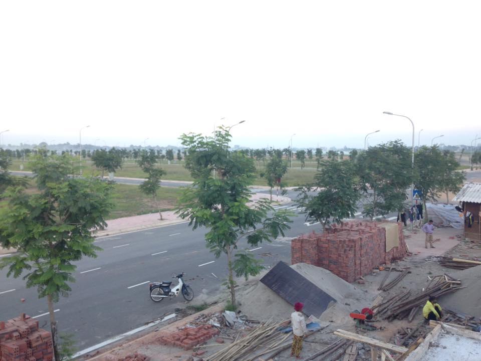 Bán đất cạnh siêu thị Bigc Vĩnh Phúc. Lh 0969 513 000