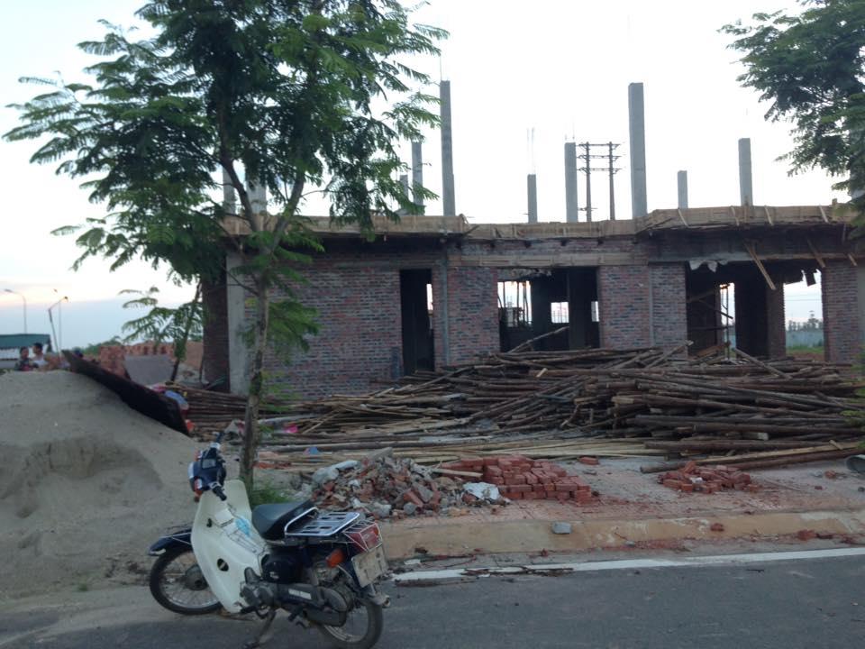 Bán nền biệt thự mặt hồ Khu Nam Vĩnh Yên