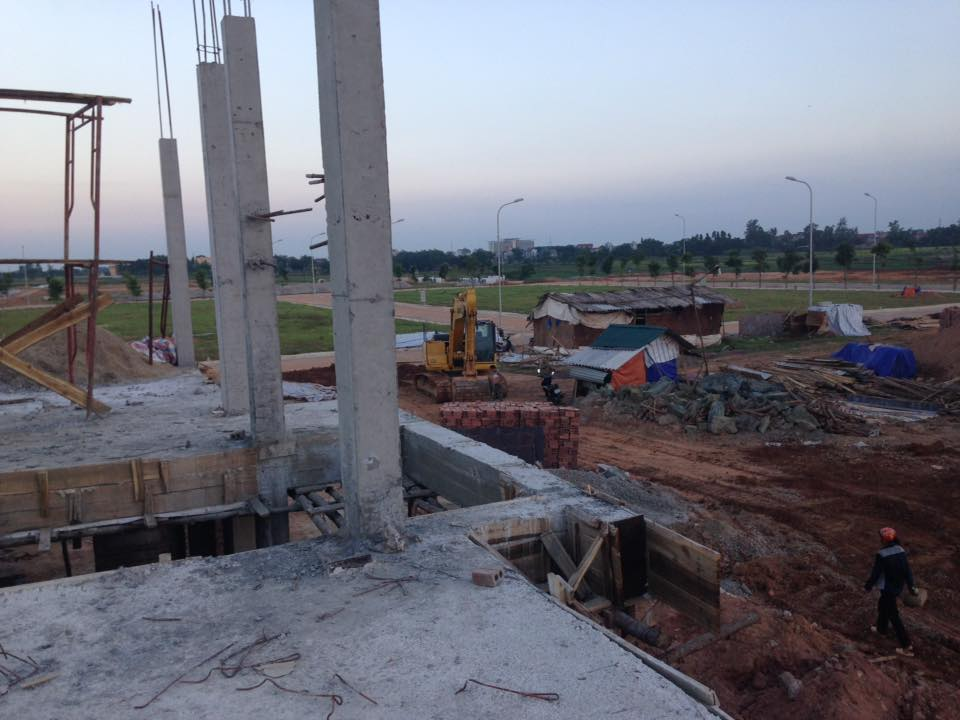 Chỉ còn 5 ngày để hưởng chương trình ưu đãi tại Khu đô thị Nam Vĩnh Yên