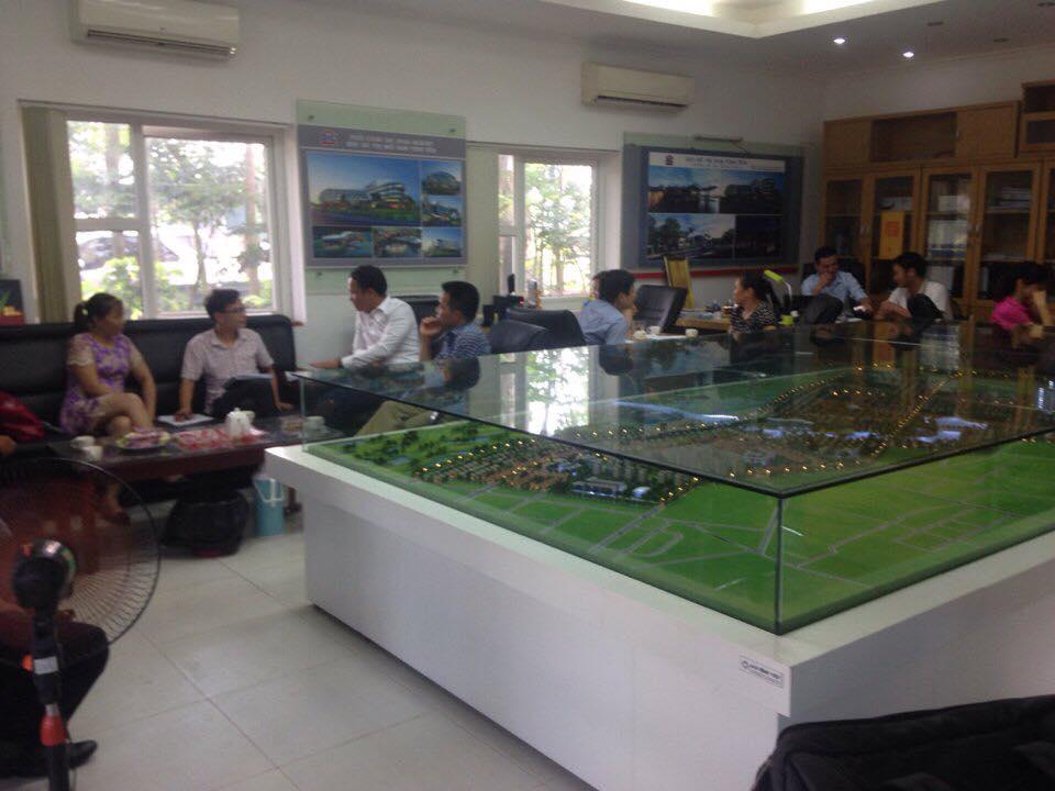 Khu đô thị Nam Vĩnh Yên sôi động những ngày cuối kết thúc chương trình tặng vàng