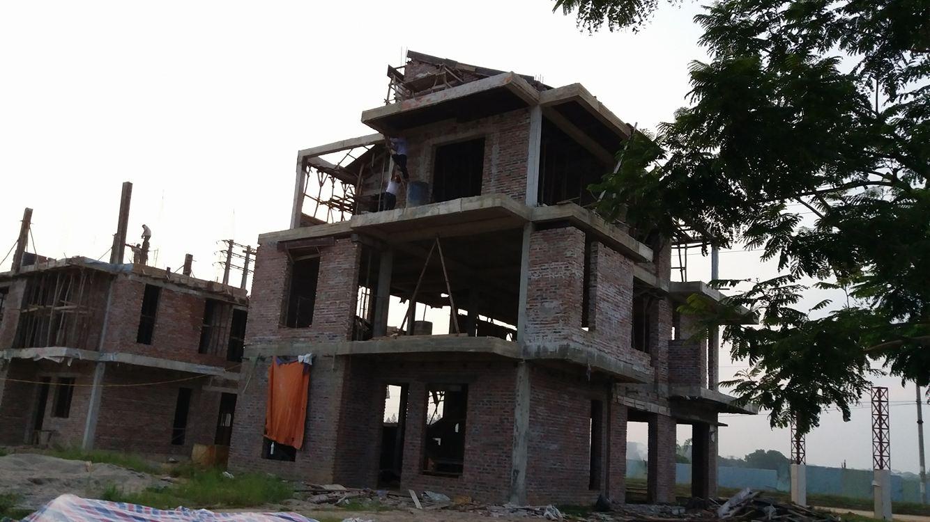Bán biệt thự đơn lập 420m2 tại Nam Vĩnh Yên