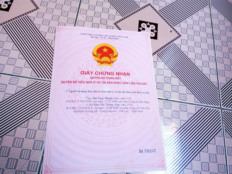 Chính chủ cần cho thuê căn hộ chung cư Vĩnh Yên, Vĩnh Phúc
