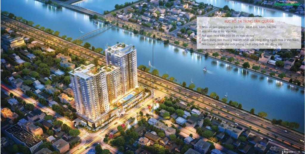 Chỉ trong tháng 5 - Sở hữu căn hộ cao cấp Viva Riverside với nhiều ưu đãi bất ngờ
