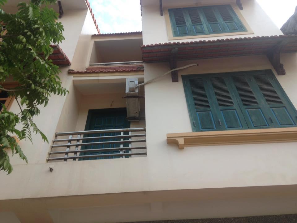 Bán nhà 3 tầng đã hoàn thiện mặt đường Nguyễn Tất Thành Khu Vinaconex, p. Liên Bảo