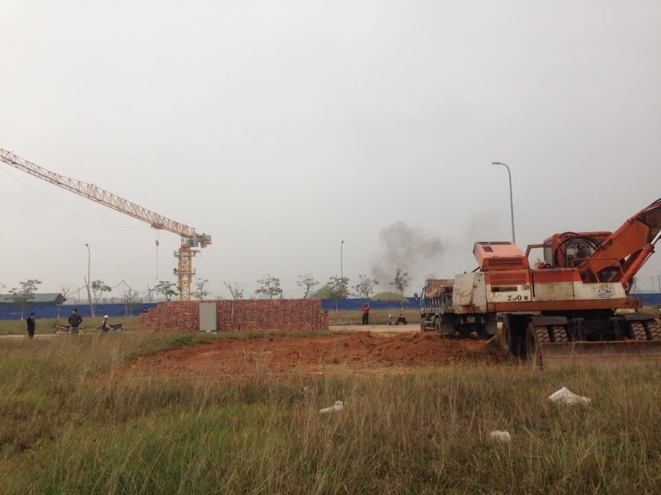 Bán đất nền KĐT Nam Vĩnh Yên chỉ cần trả trước 230tr sở hữu ngay 1 lô đất để an cư lạc nghiệp