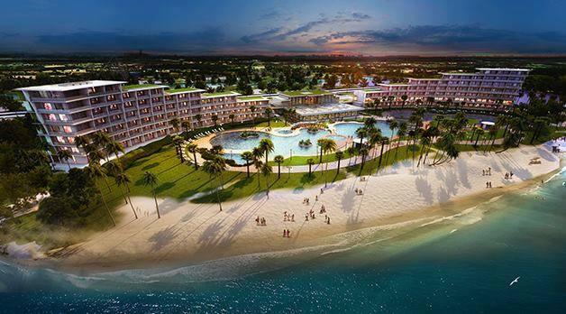 Cơ hội đầu tư có một không hai căn hộ khách sạn Condotel Sầm Sơn. LH: 0937.001.456