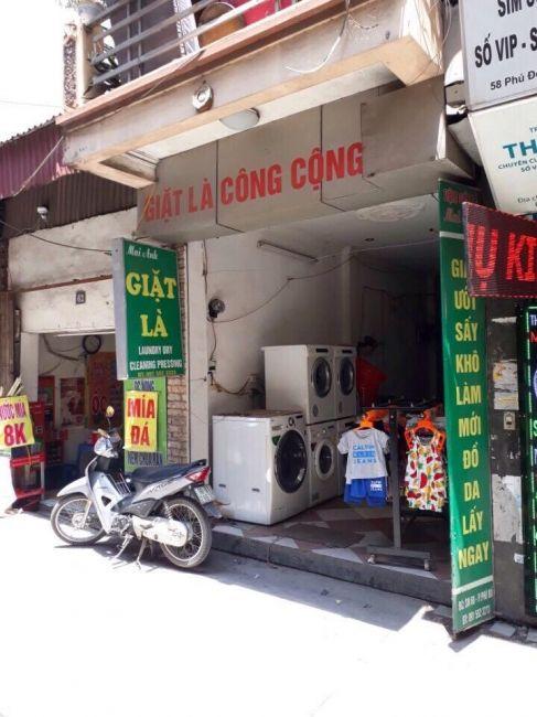 Chuyển nhượng cửa hàng giặt là tại phùng khoang– nam từ liêm - HN