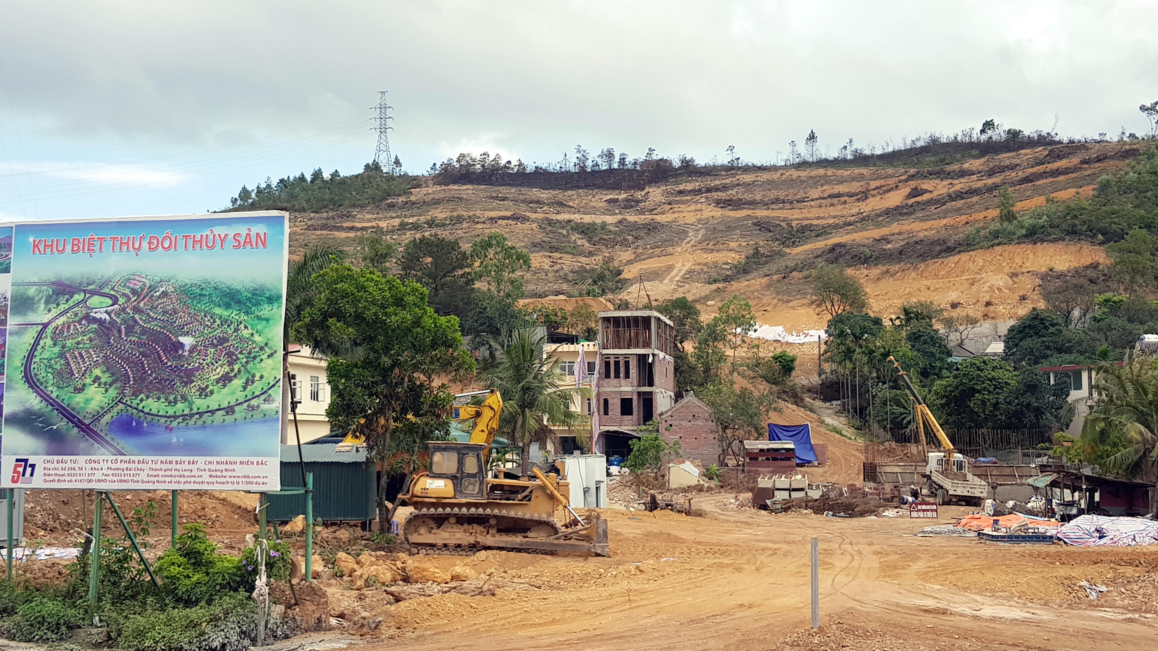 Cơ hội vàng đầu tư đất nền đồi thủy sản tp Hạ Long , Quảng Ninh giá hấp dẫn 10.5tr/m2
