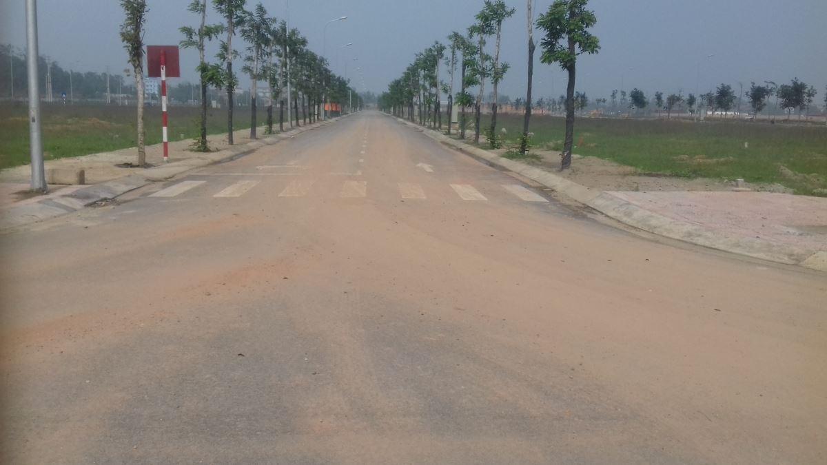 Bán đất khu đô thị Nam Vĩnh Yên đã có sổ đỏ, trả góp lãi suất 0%. (Liên hệ: 0963.869.618)