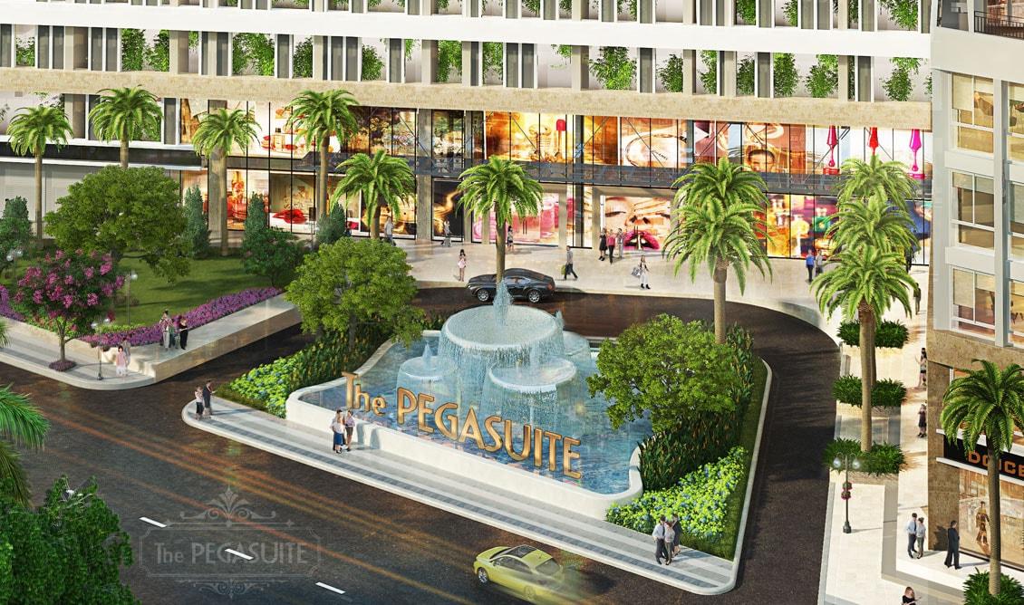 Đầu tư ngay suất nội bộ cuối nhà phố Pegasuite mặt tiền tạ quang bửu q8 giá hot