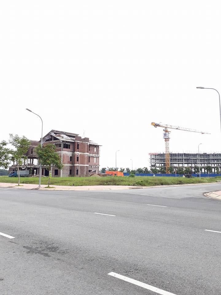 Bán lô đất biệt thự 494m2 mặt đường 33m Đinh Tiên Hoàng