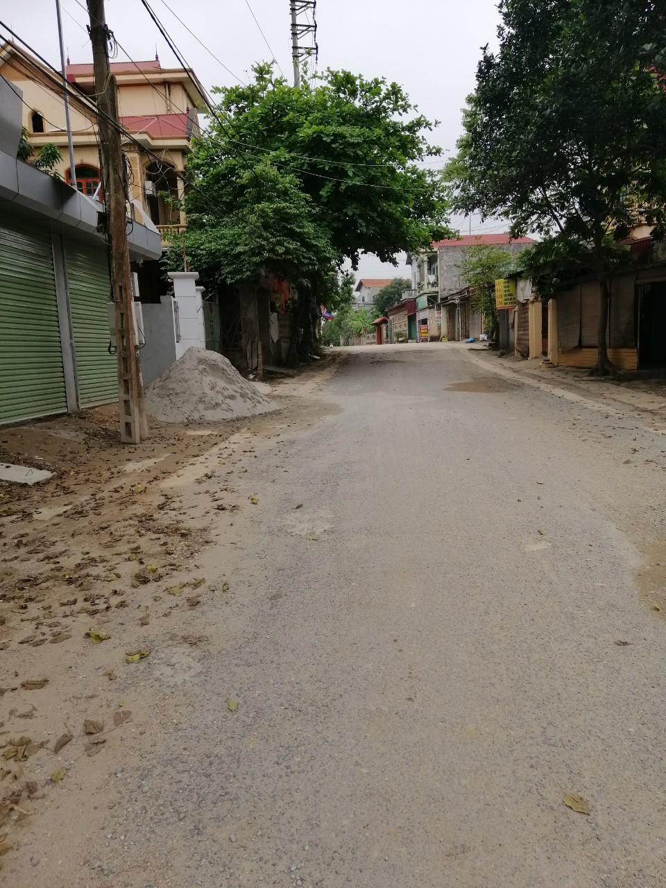 Bán đất Đôn Hậu – Khai Quang – Vĩnh Yên. LH: 0869.300.999