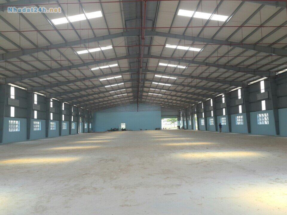 Cho thuê nhà xưởng mới tại Vĩnh Phúc KCN Bình Xuyên 1300m2 tới 2600m2