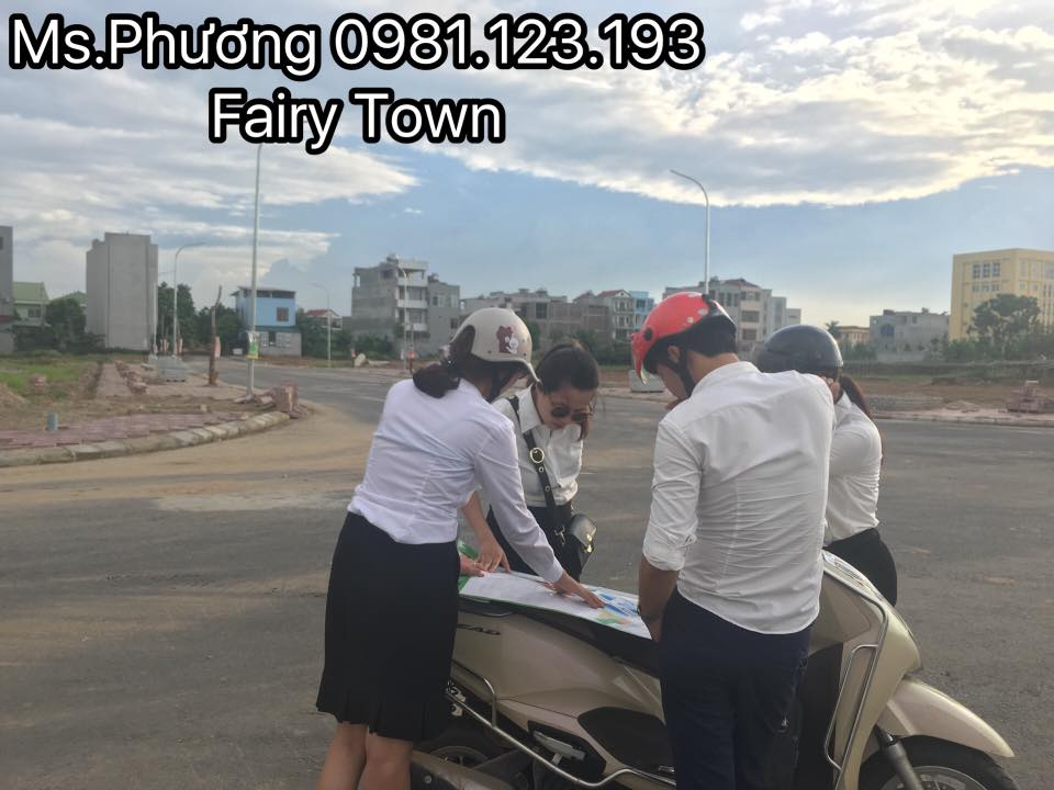 Bán 140m2 shophouse Đông Nam dự án FairyTown Vĩnh Yên giá cực hấp dẫn LH 0981123193