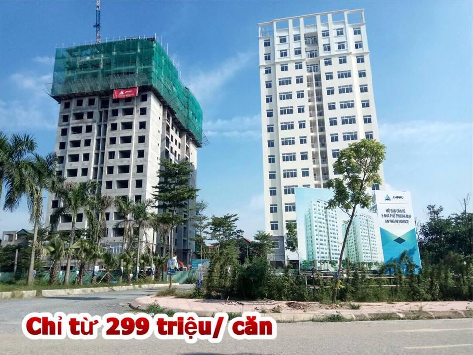 Chính chủ cần bán chung cư An Phú sẵn vào ở ngay tháng 10 LH 0981123193
