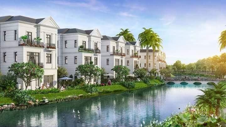 Mở bán Nhà Vườn Vinhomes Thanh Hóa kiến trúc Pháp