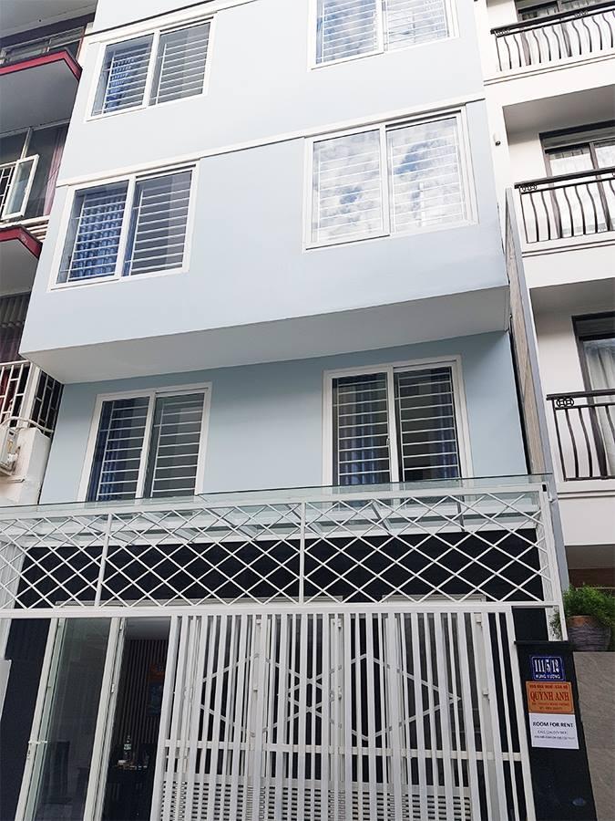 4-Cho thuê ngay trong dịp tết căn hộ mới hoàn thiện tại phố tây 111/5 Hùng Vương,Nha Trang