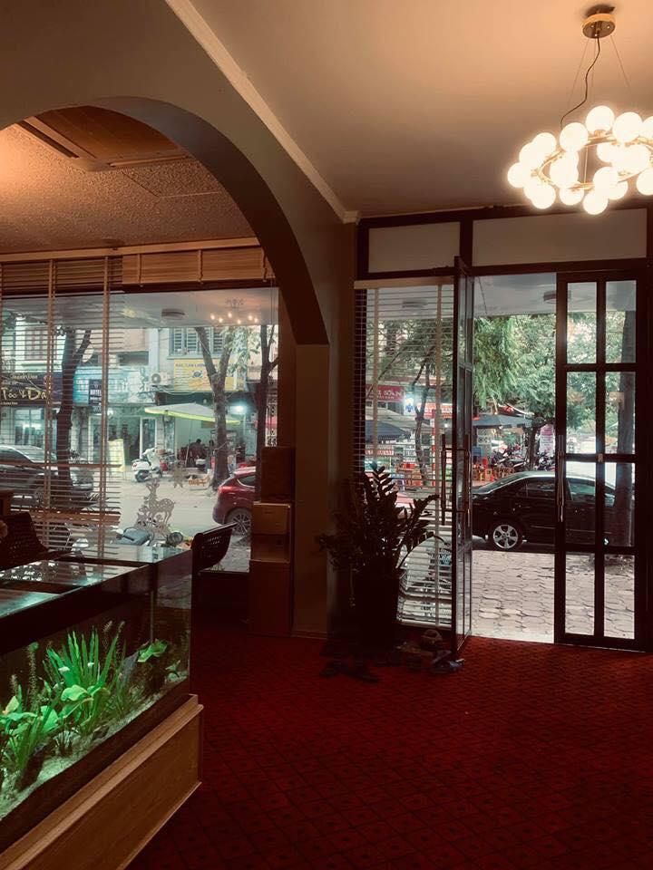 Kinh doanh mặt phố Dương Khuê , Q Cầu Giấy , 56m, giá 9 tỷ. 0976275947 .