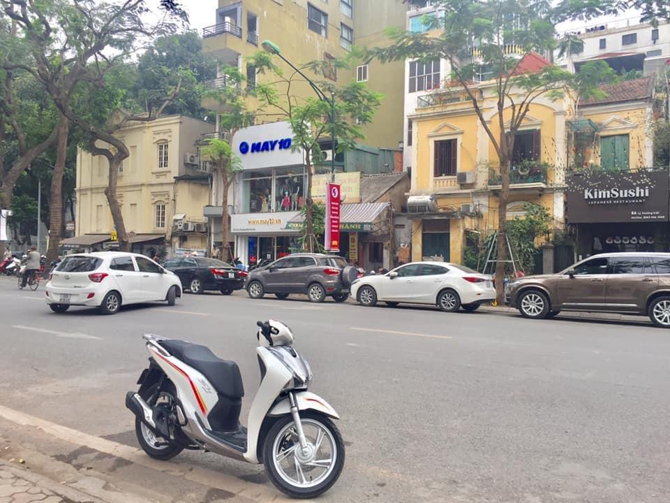 Trung Tâm , Lý Thường Kiệt , Quận Hoàn Kiếm 40m , giá 13.6 tỷ. 0976275947