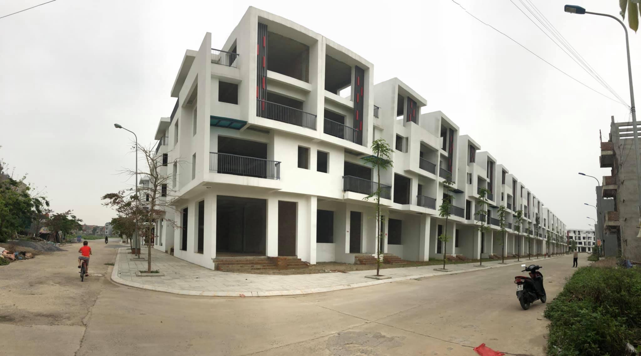 Bán khu liền kề dự án trung tâm thương mại Việt Trì LH 0977538486