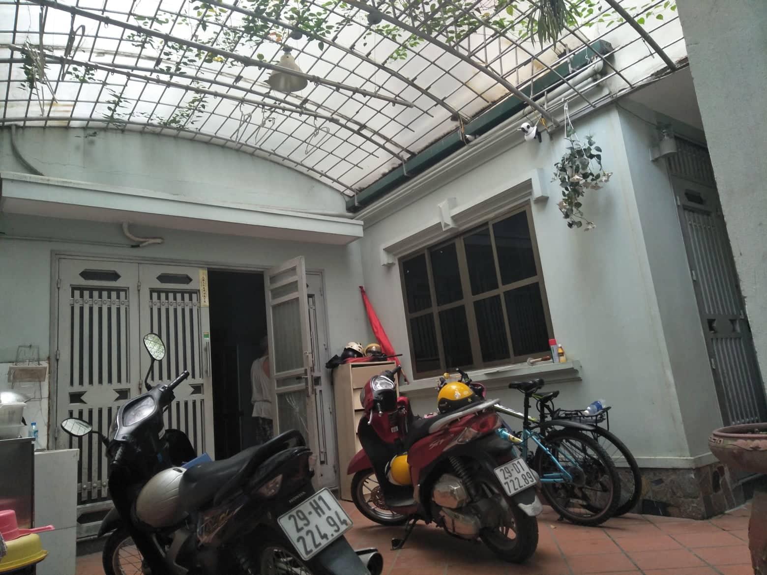 Bán nhà Thanh Nhàn - HBT, 80m2x5 tầng, giá hơn 5 tỷ.