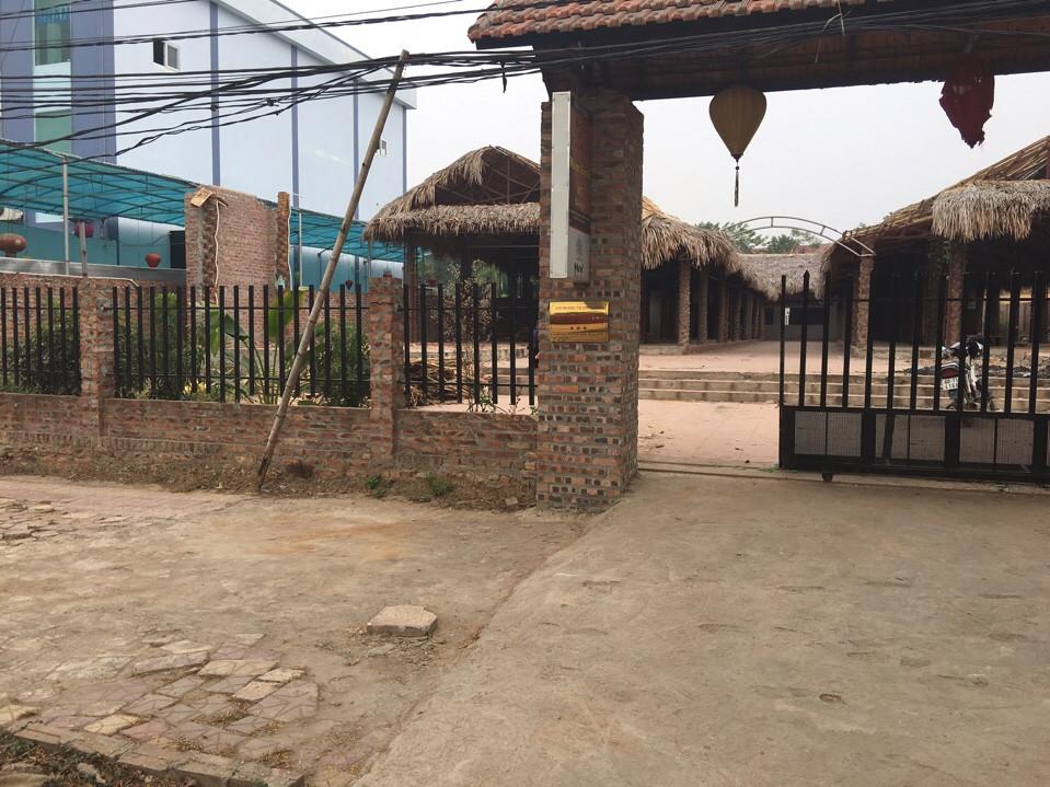Cho thuê mặt bằng siêu rộng tại Nguyễn Tất Thành – Thành Phố Vĩnh Yên