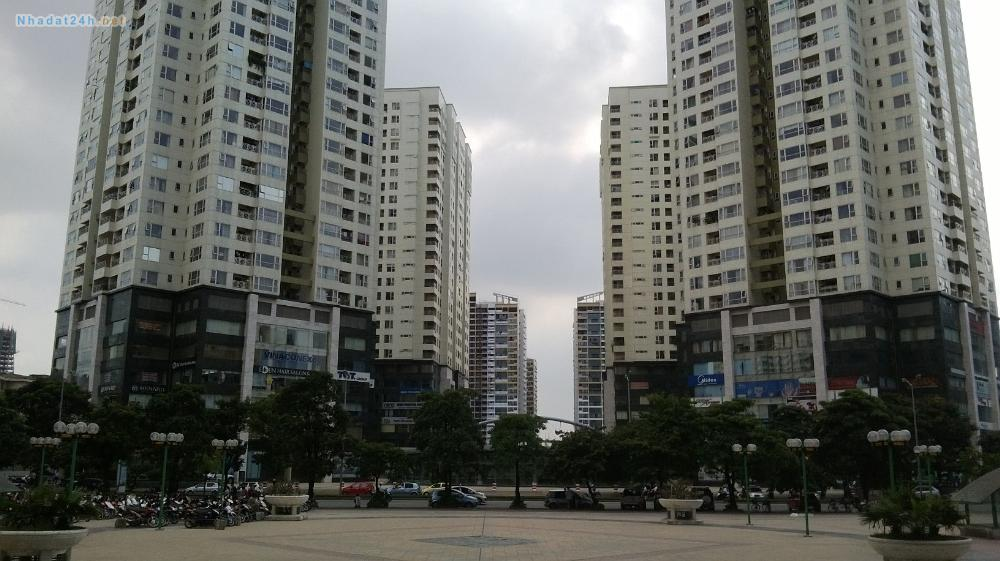 Cho thuê CH chung cư 70m2 - 2PN, tiện nghi đầy đủ tại duy tân