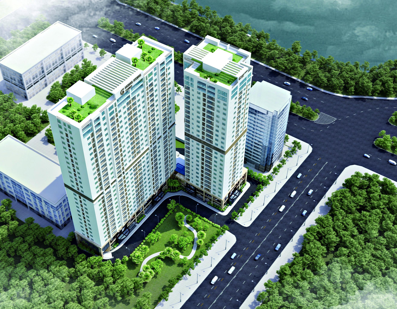 Chung cư cao cấp HongKong-Tower Viewr 3 Hồ lớn TT Quận Đống Đa