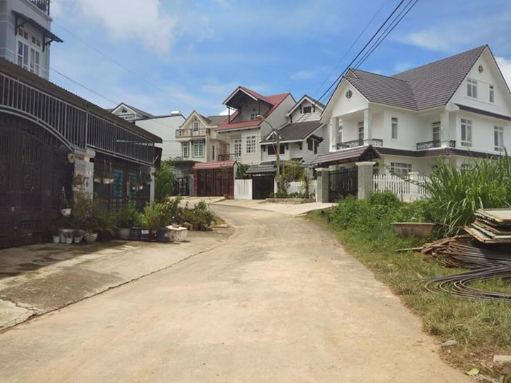 Đất xây khách sạn mặt tiền Tô hiến thành, giá đầu tư, p3, Đà lạt – Goldenland Đà Lạt