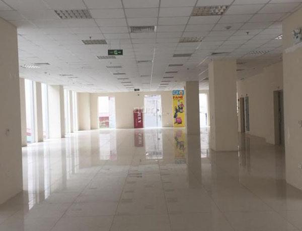 Cho thuê mặt bằng văn phòng tòa Tràng An Complex, 400m2, 11$/m2/tháng
