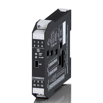 Bộ chuyển đổi tín hiệu 4-20mA sang 0-10V| Z109REG2-1