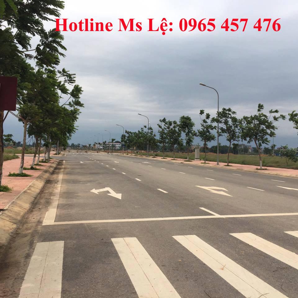 Bán lô BT đơn lập đường lớn vị trí đẹp duy nhất tại KĐT Nam Vĩnh Yên