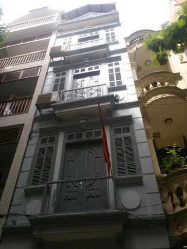 Bán gấp nhà Hoàng Hoa Thám, Ba Đình, 165tr/m2