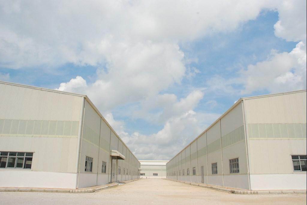 Cho thuê nhà xưởng tại Vĩnh Phúc, mặt QL2 Phúc Yên 2470m tới 3000m đẹp hiện đại