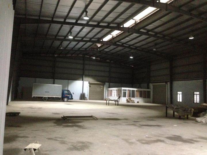 Cho thuê nhà xưởng ở Vĩnh Phúc, Bình Xuyên xã Đạo Đức 1015m2 gần KCN Bình Xuyên