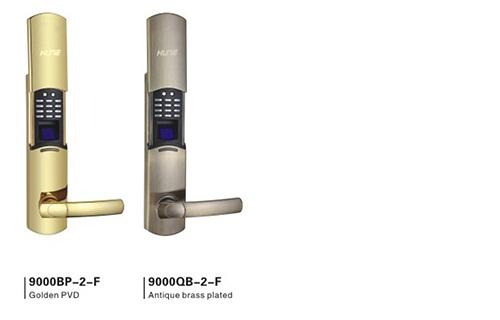 khóa cửa vân tay Hune 9000SL-2-F cho căn hộ, nhà riêng