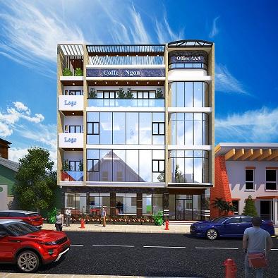 Cho thuê văn phòng tại Đường Nguyễn Thái Học - Thành phố Yên Bái - Yên Bái