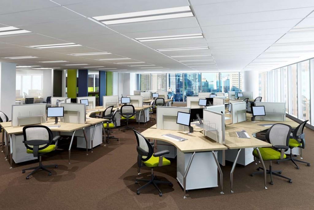Cho thuê 400m2, sàn văn phòng tầng 2 Tràng An Complex
