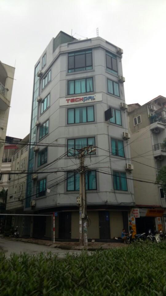 Cho thuê nhà mặt phố nguyễn trãi, ngã tư sở, 110m x 6 tầng